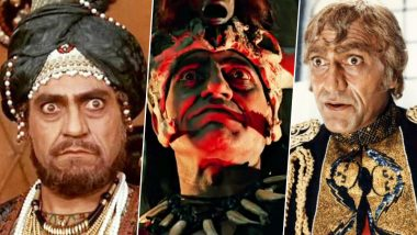 Amrish Puri Birth Anniversary: 7 Villainous Looks of the Actor That Completely Bowled Us Over